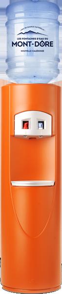 Fontaine esthétique (Orange)